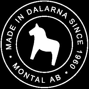 Dalahäst, Montal AB sedan 1960 i Dalarna.