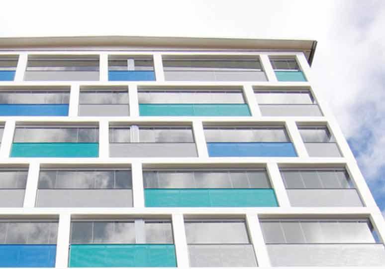 Inspiration till balkong, inglasning, uterum, räckesbeklädnad osv från Montal AB.